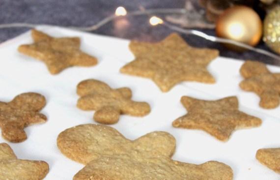 Simpele kerstkoekjes voor bij de koffie