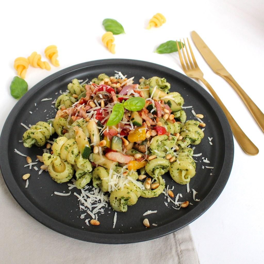 Pasta met Iglo Groente- Idee Pesto