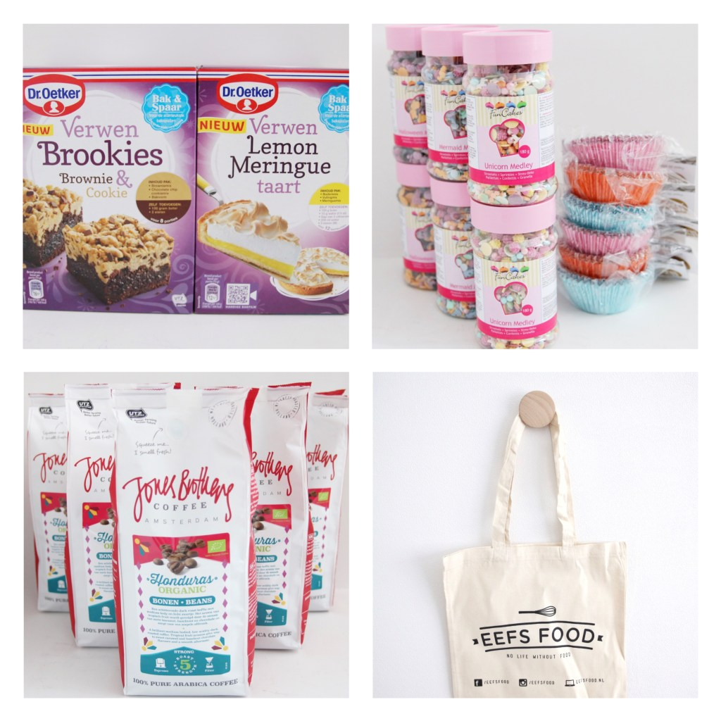 Win een Ash en Eefs Favorites Goodiebag