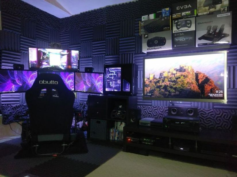 25 best game room ideas 2019 a guide for gamers - Small video game room ideas ...