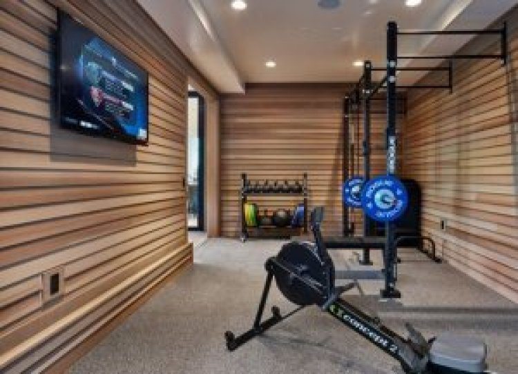 small space home gym ideas
