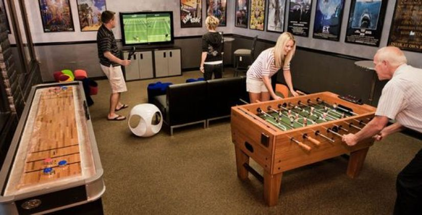 25 Best Game Room Ideas 2019 A Guide For Gamers