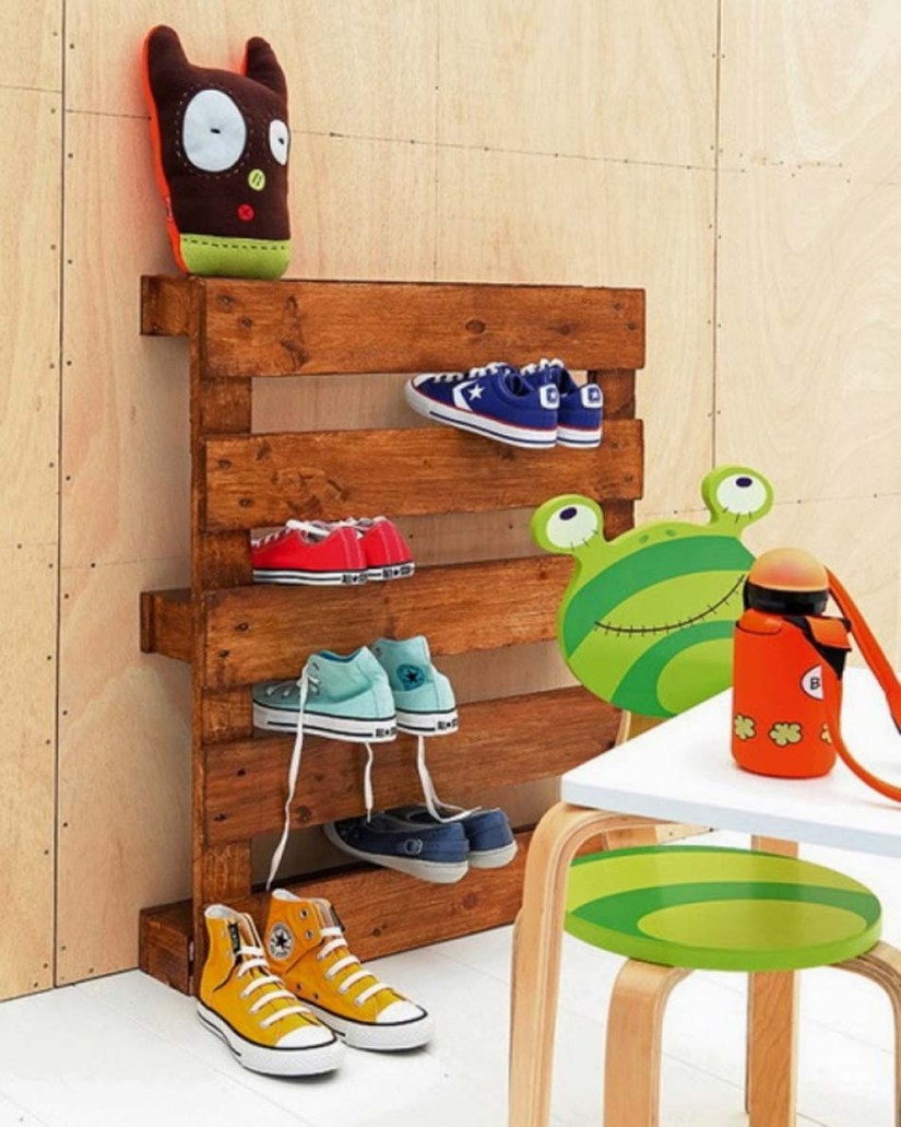 Small Space Shoe Rack Ideas