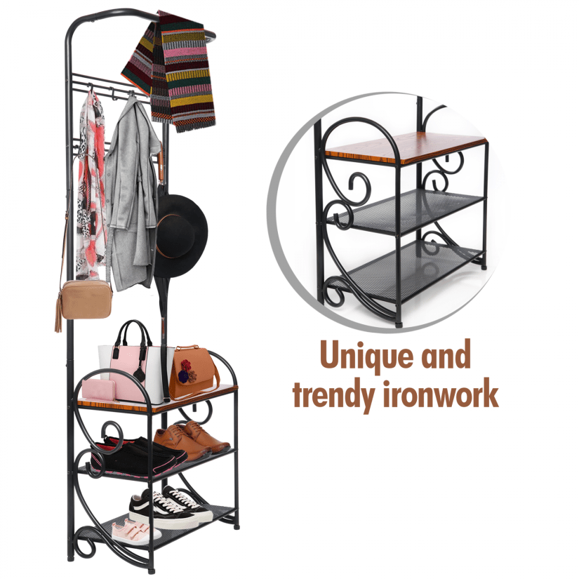 47 Awesome Shoe Rack Ideas In 2021 Concepts For Storing Your Shoes