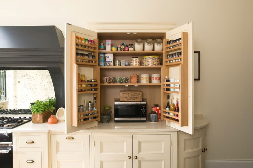 Spice Rack Concepts for Cabinet