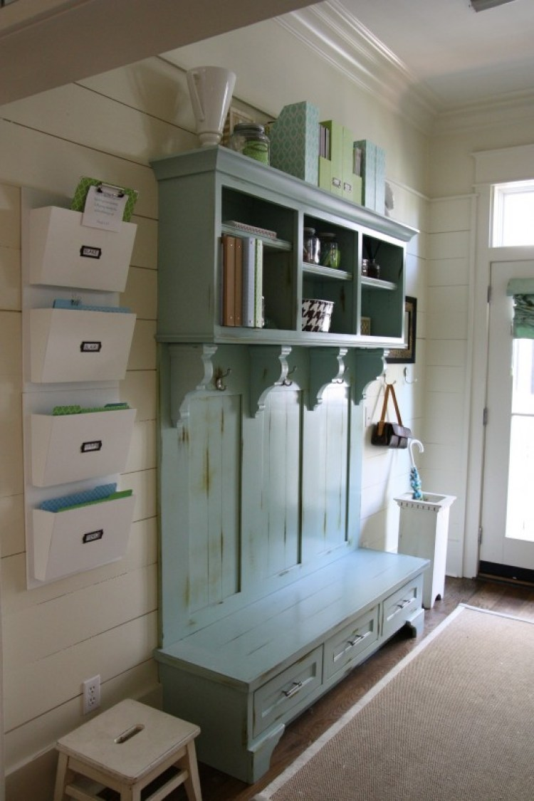 Mudroom Ideas with sink