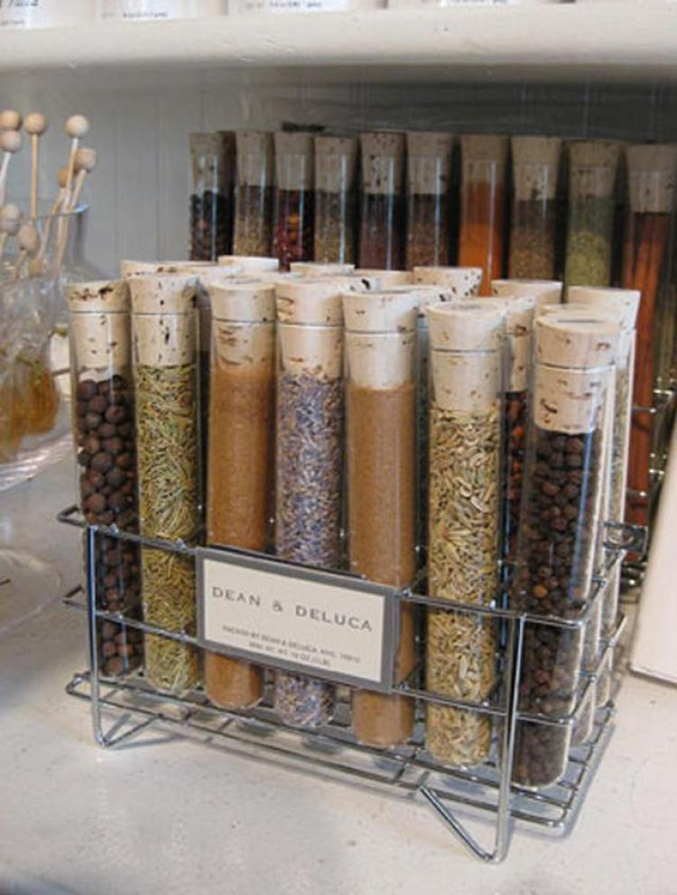Spice Rack Ideas for Small Kitchens