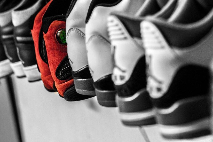 How to store your shoes?