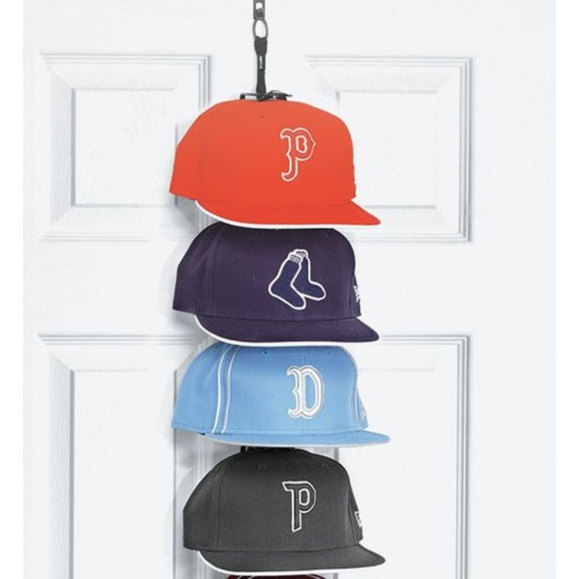 Baseball Hat Organizer Ideas