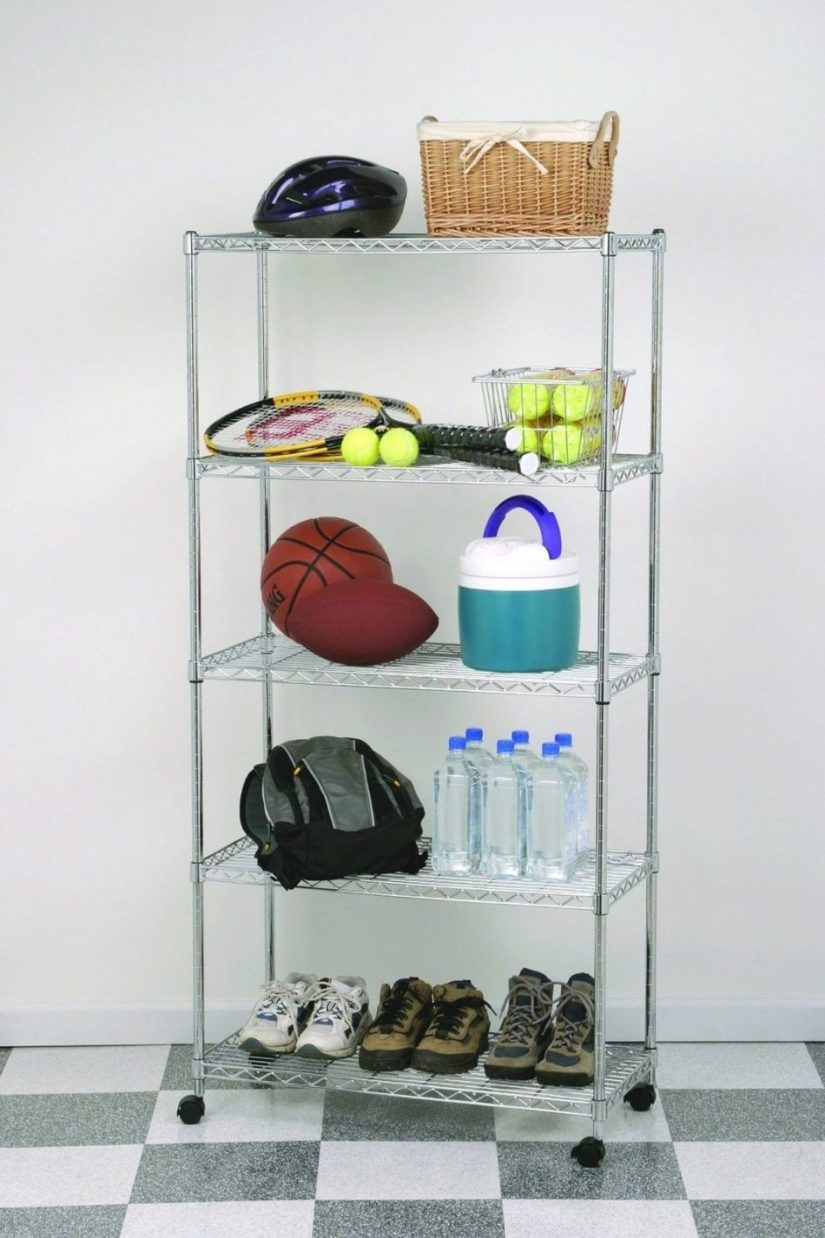 shoe storage options