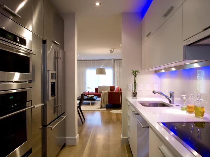 galley kitchen layouts