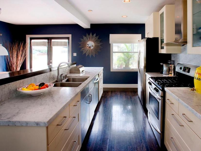 galley kitchen redesign