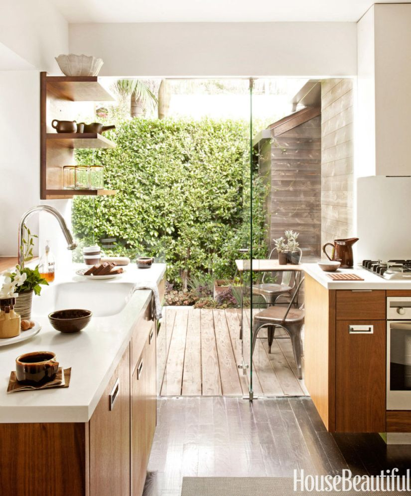 Small Kitchen Design Ideas Pinterest