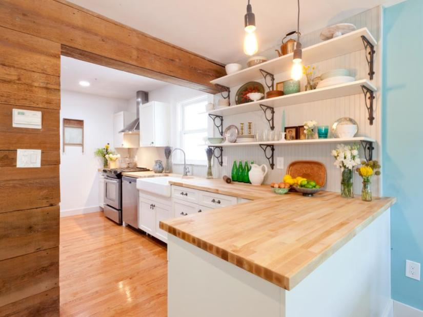 l shaped small kitchen designs
