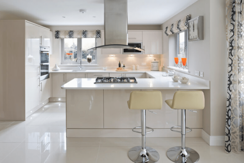 25 Fascinating Kitchen Layout Ideas 2019 A Guide For
