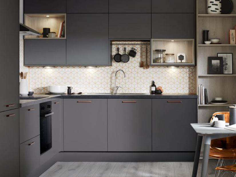 43 Brilliant L Shaped Kitchen Designs 2019 A Review On Kitchen Trends
