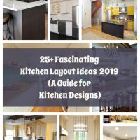27 Fascinating Kitchen Layout Ideas (A Guide for Kitchen Designs)