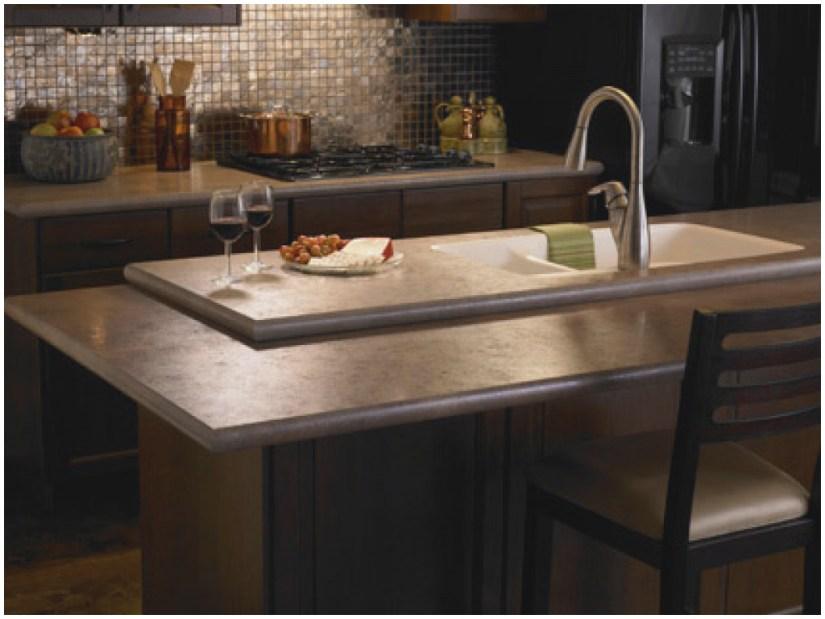 kitchen countertops options pinterest