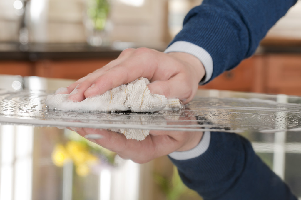 9 Ways to Clean Granite Countertop (Tips on Making Your Countertops Sparkle)