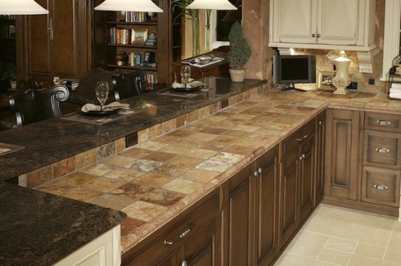 kitchen countertops options