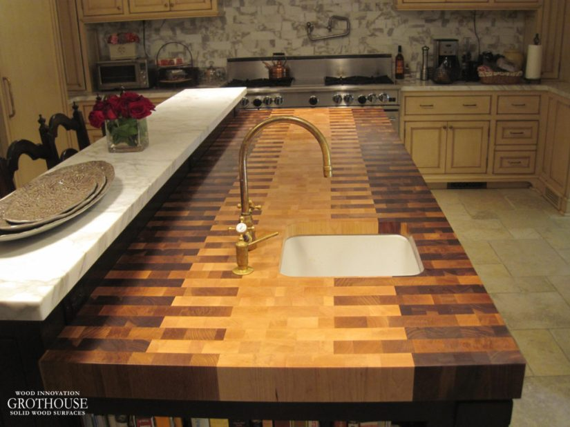 inexpensive kitchen countertops options