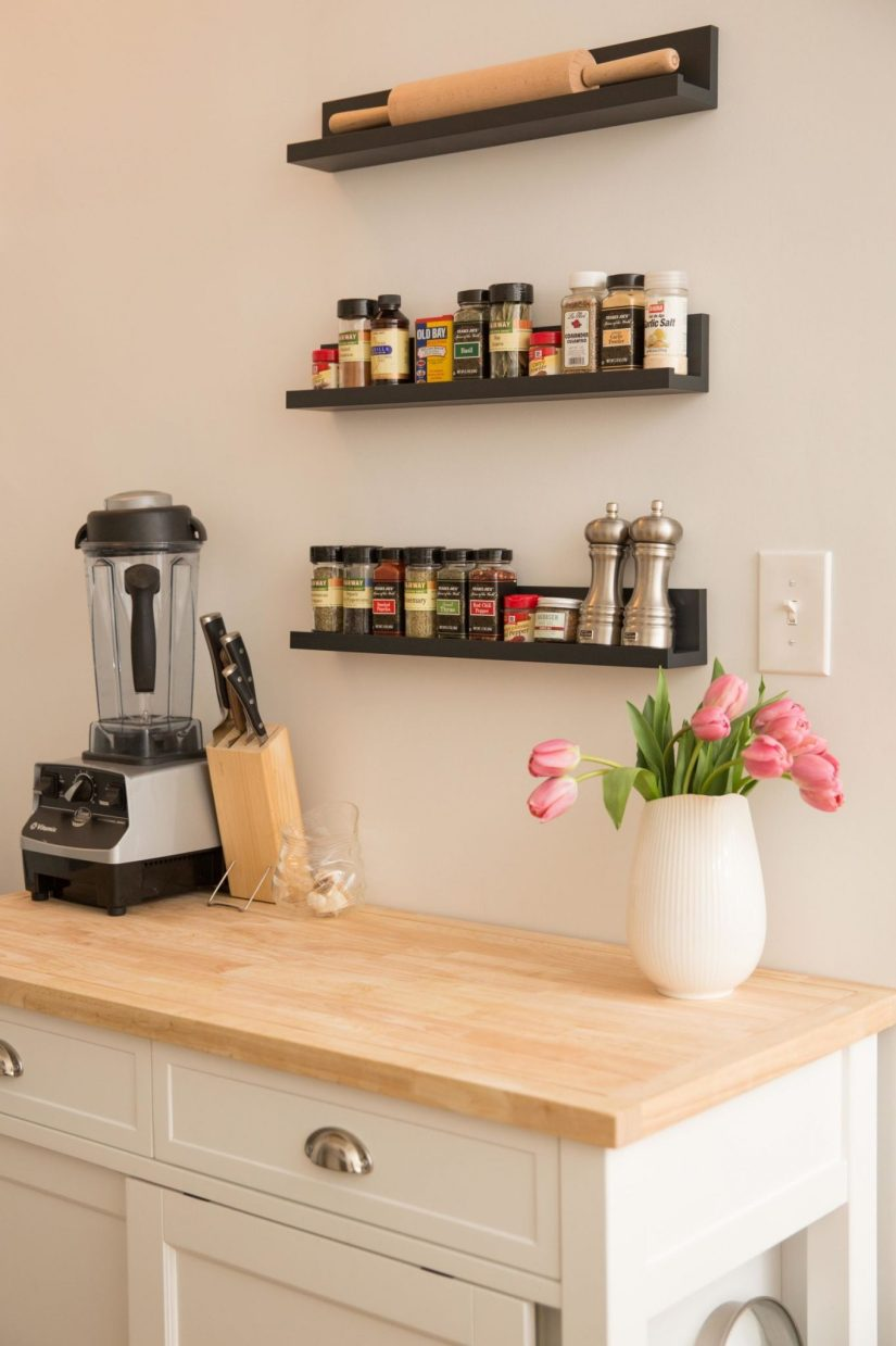 kitchen counter decor Pinterest