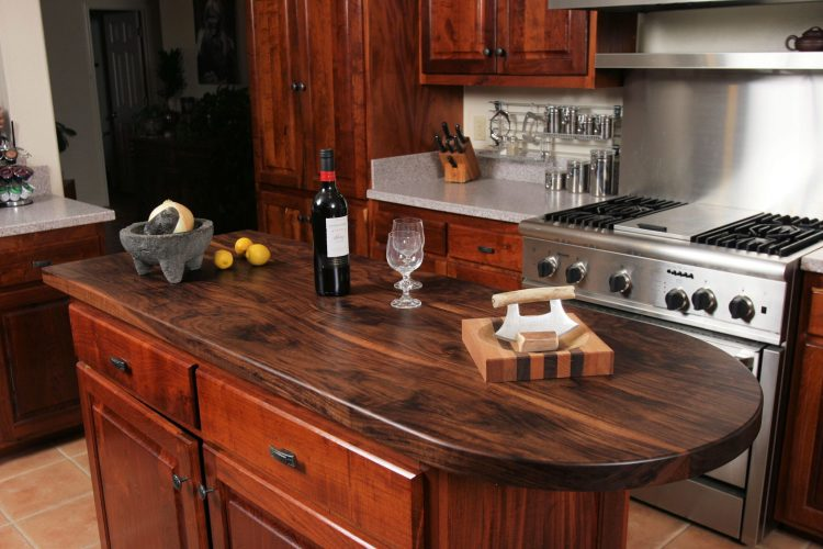 kitchen countertops options ideas