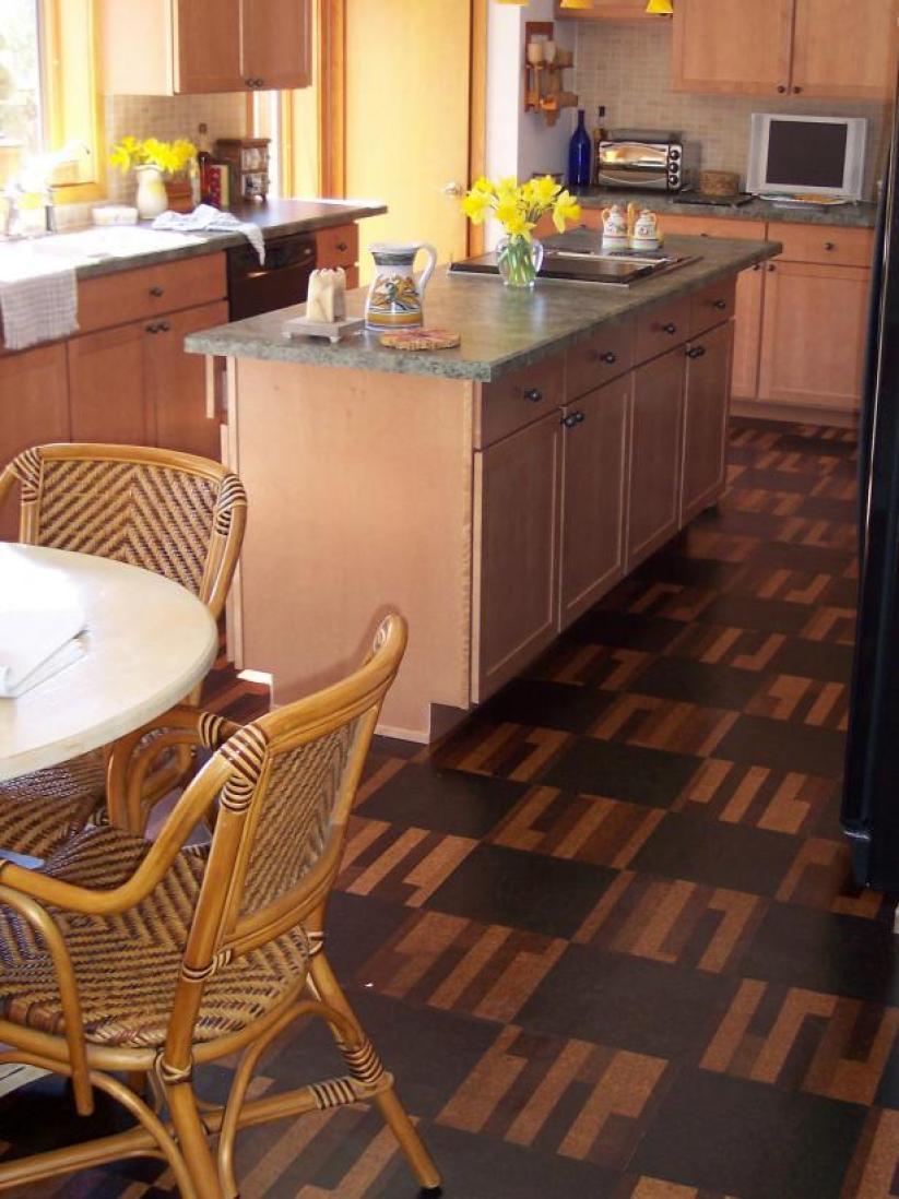 kitchen flooring ideas 2018