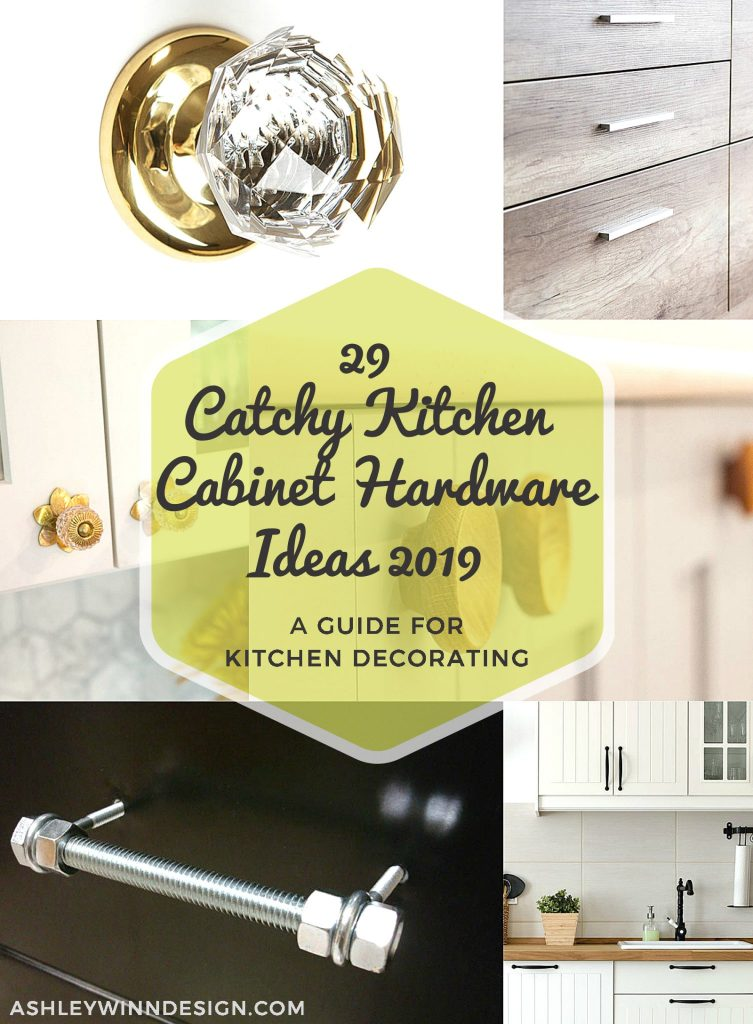 29 Catchy Kitchen Cabinet Hardware Ideas 2019 (A Guide for ...