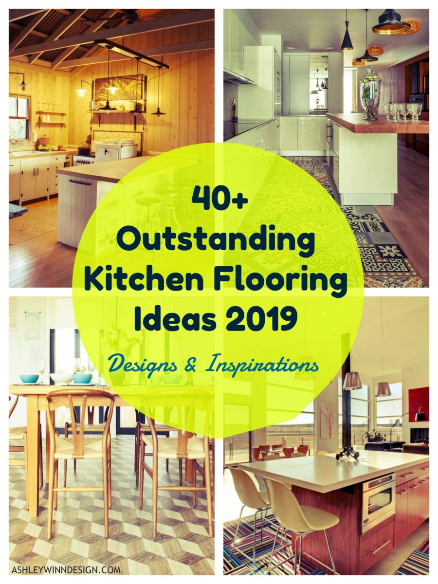 40+ Outstanding Kitchen Flooring Ideas - Designs & Inspirations