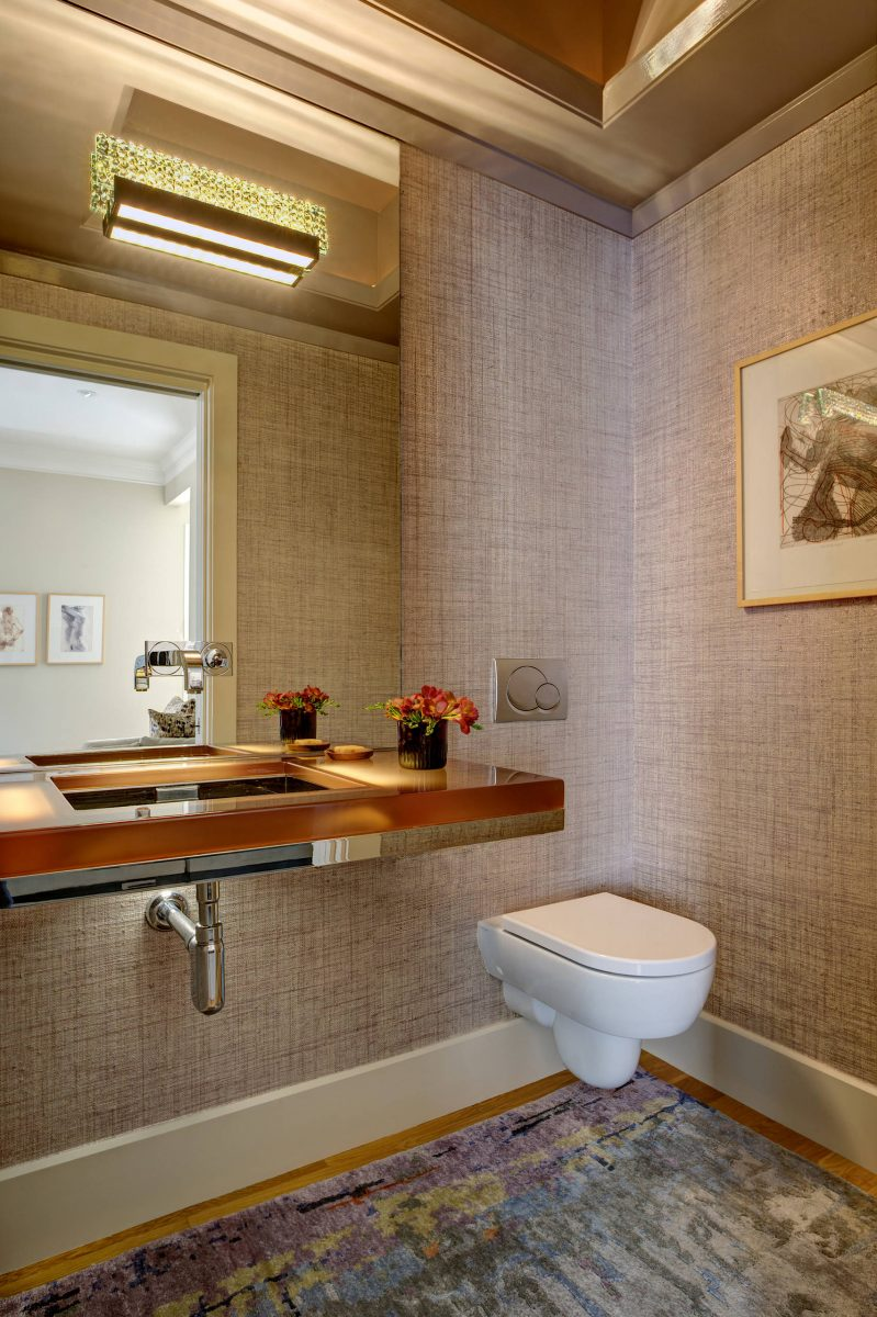 41 cool half bathroom ideas and designs you should see in 2019 - Half bath decor ideas ...