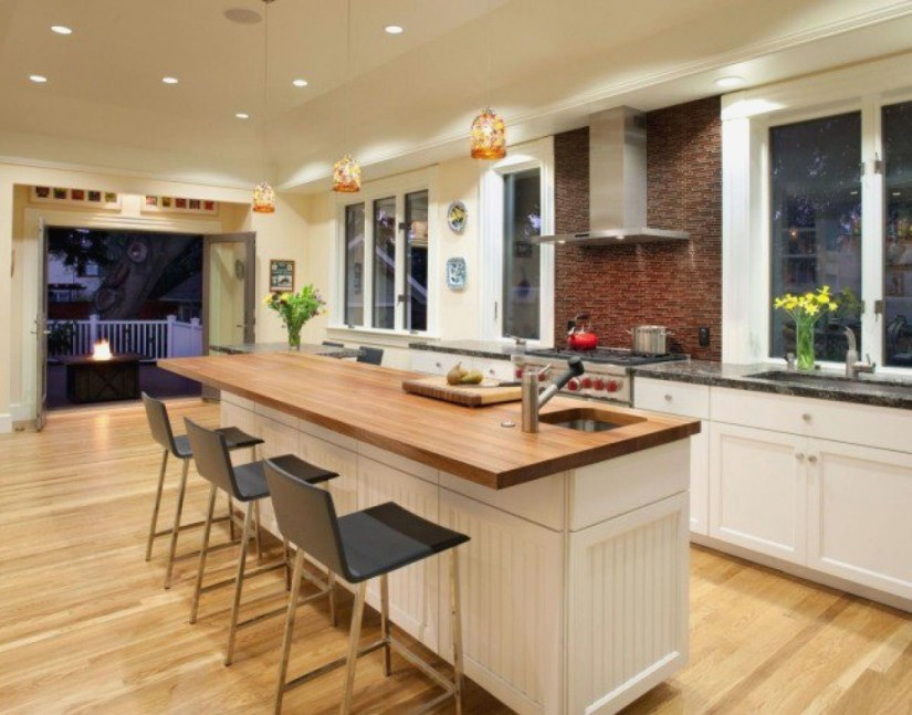 small kitchen island ideas with seating