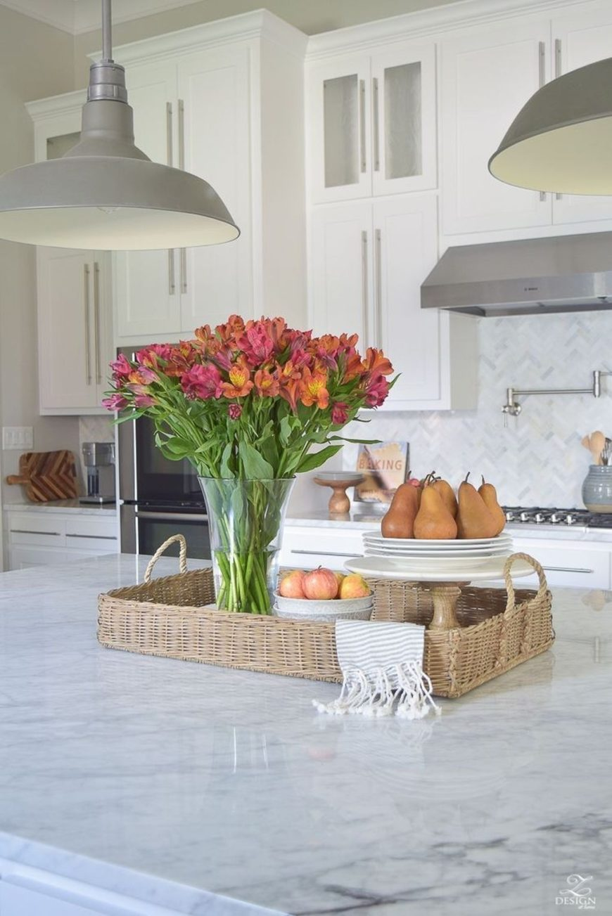 Kitchen Island Decor Ideas