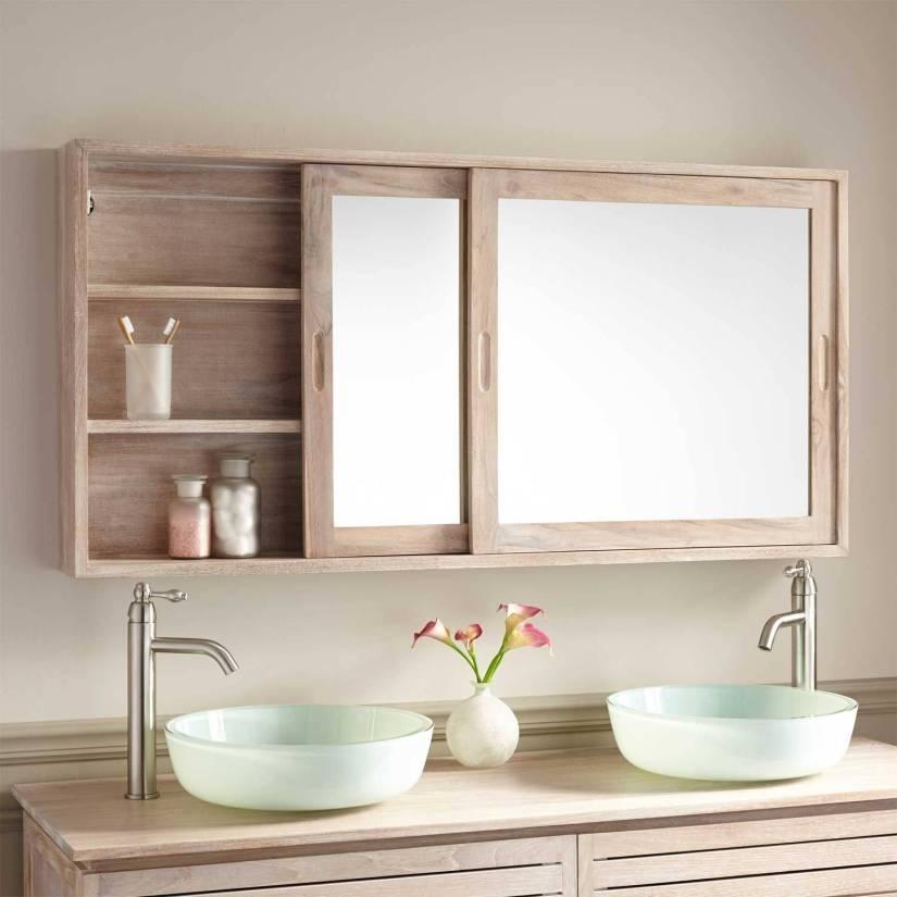 slim bathroom cabinet