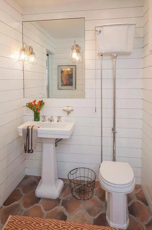 half bathroom vanity ideas