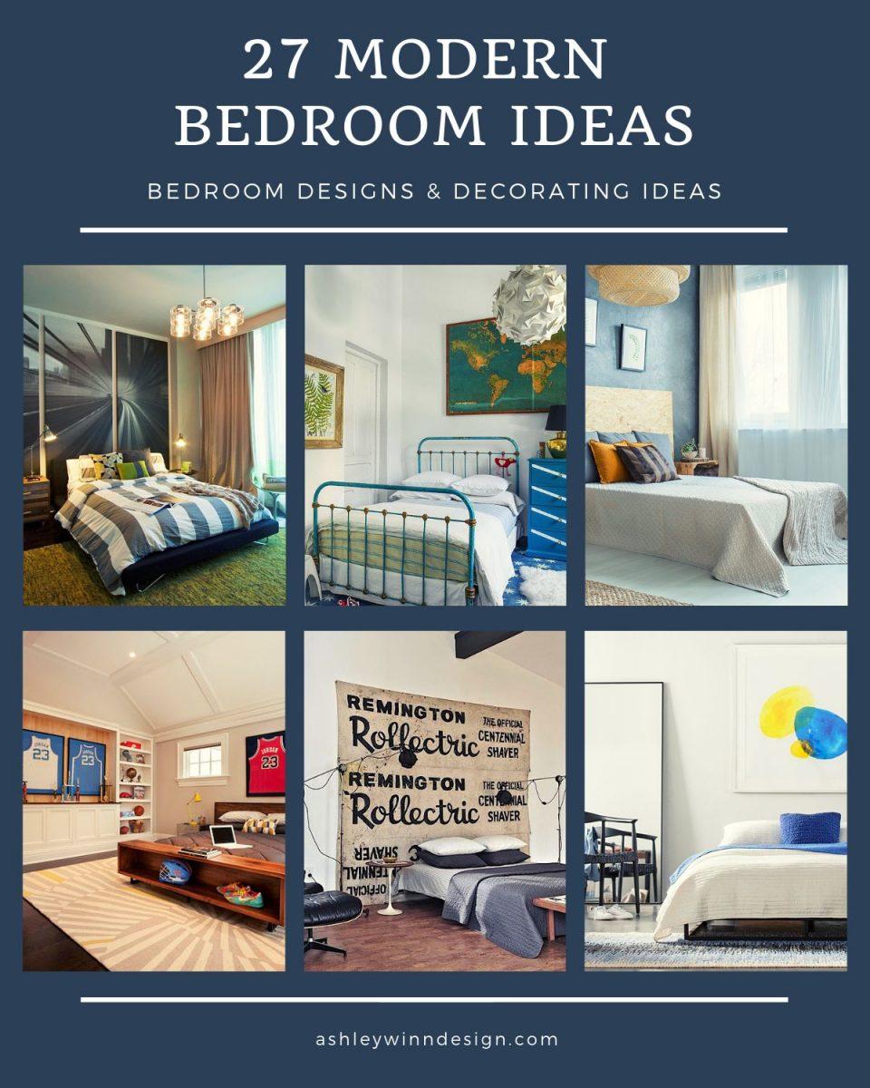 27 modern bedroom ideas 2019 bedroom designs decorating ideas rh ashleywinndesign com