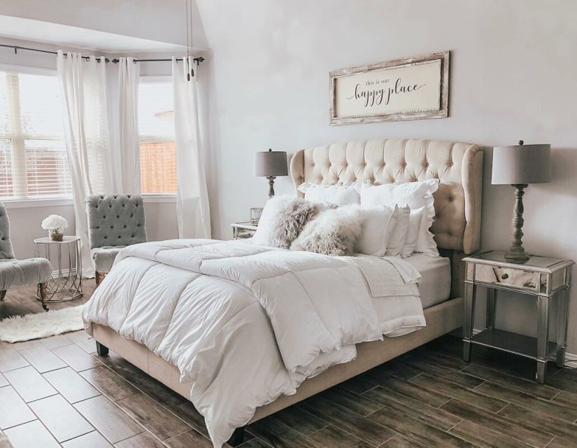 simple modern bedroom ideas