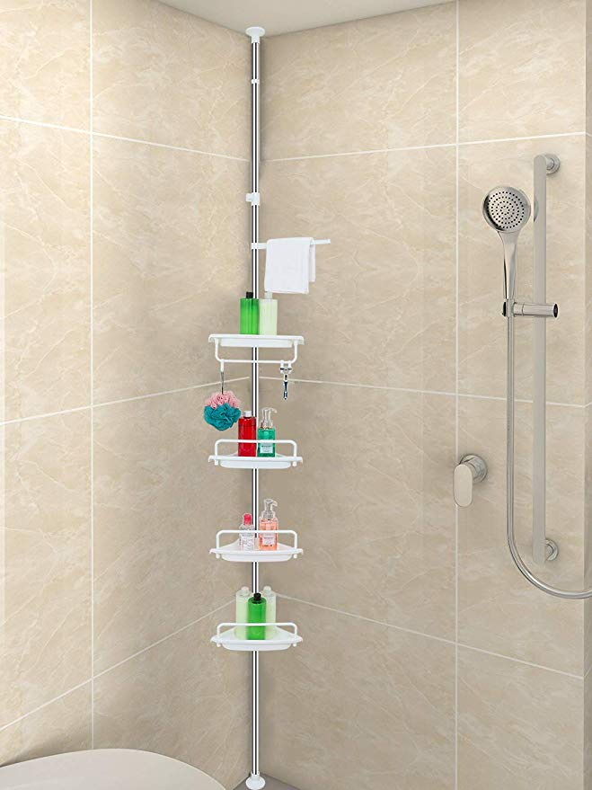 shower shelf ideas for bathroom remodel