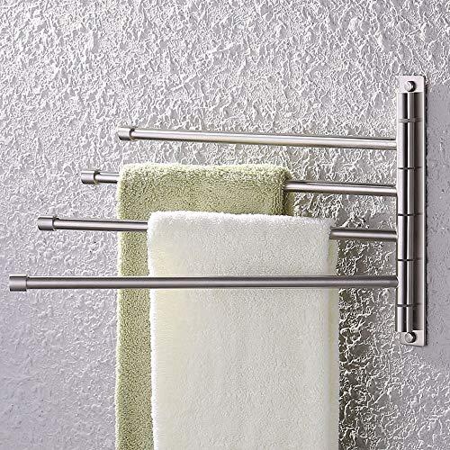unique hanger ideas for bathroom remodel