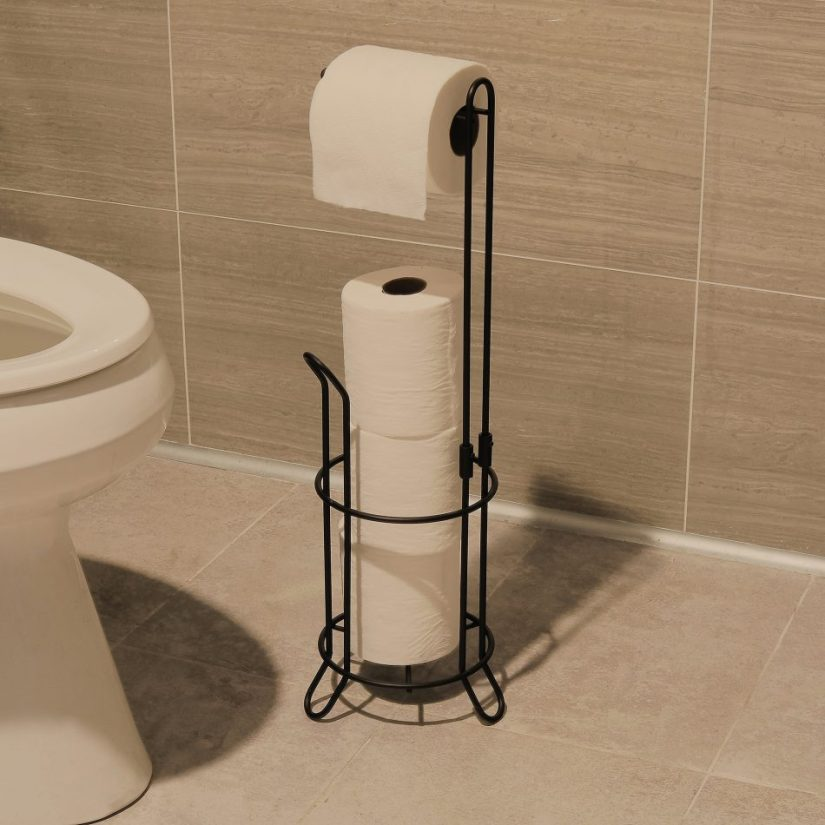 toilet paper holder ideas for bathroom remodel