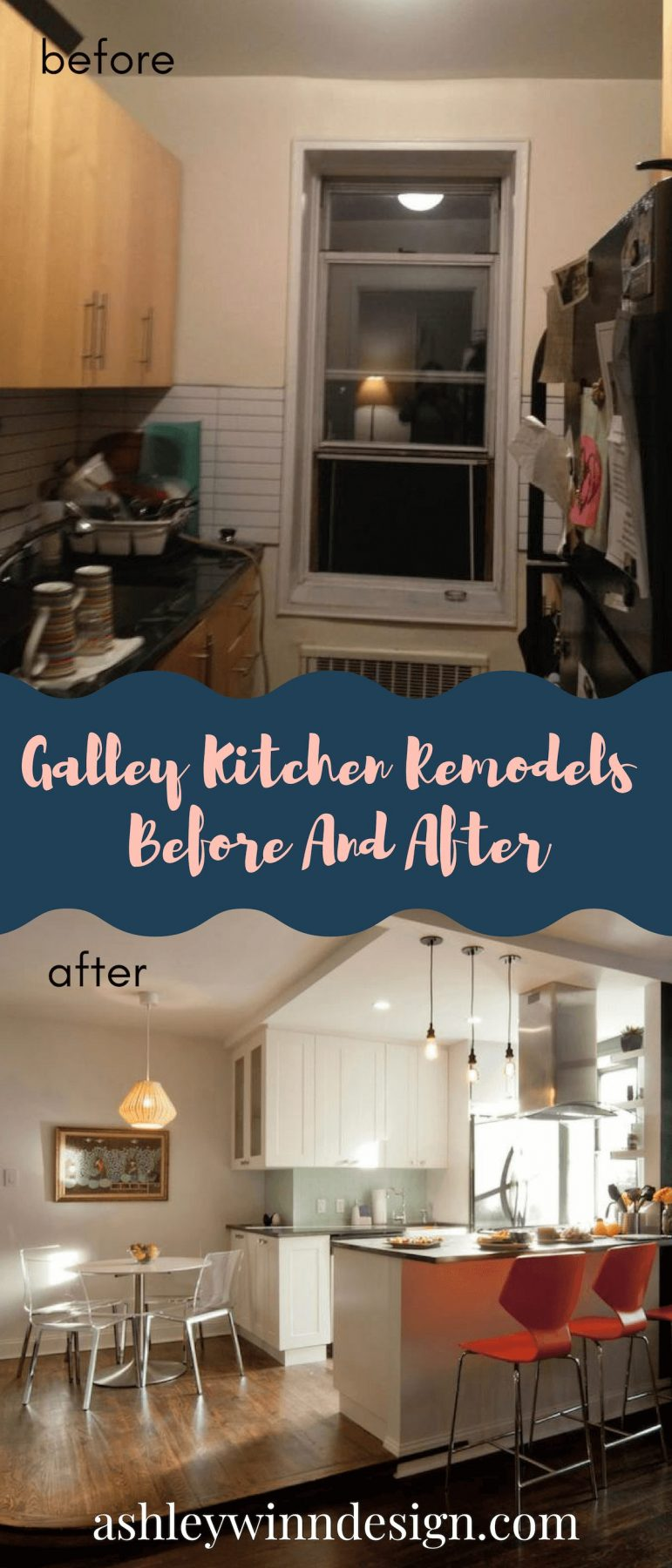 small galley kitchen makeovers