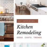 Inspiring Kitchen Remodeling Ideas, Costs, & Trends