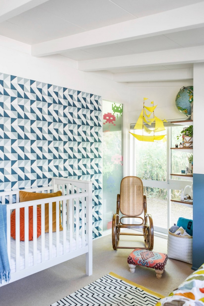 shared nursery and toddler room ideas