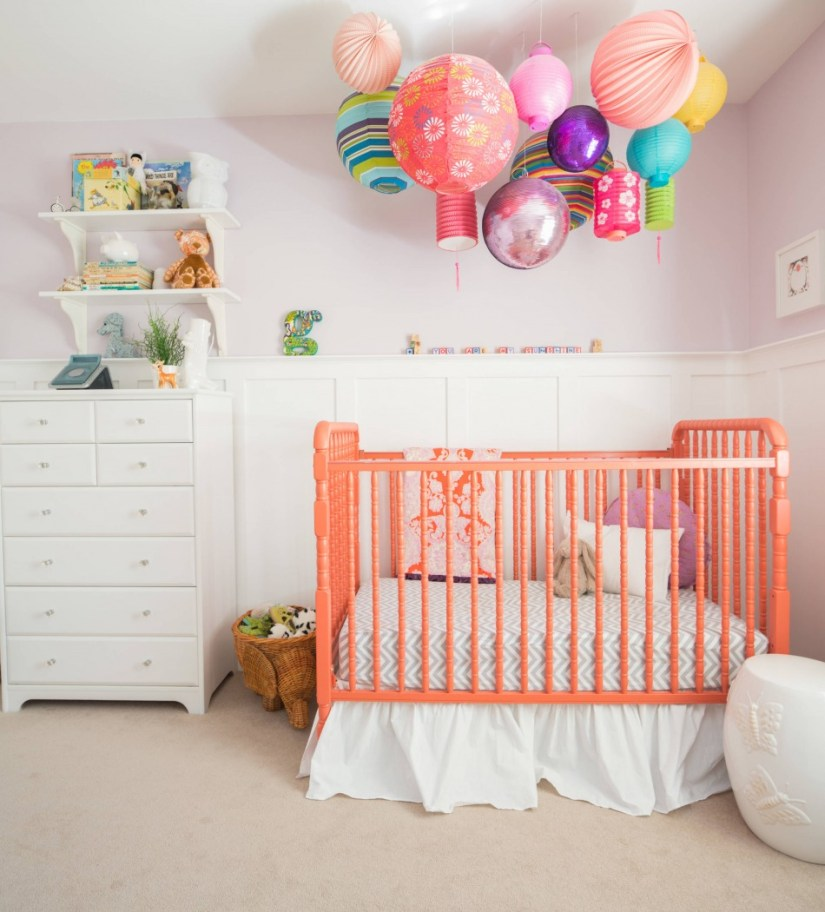 small room nursery ideas