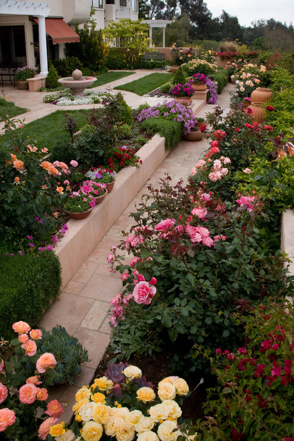 small rose garden ideas