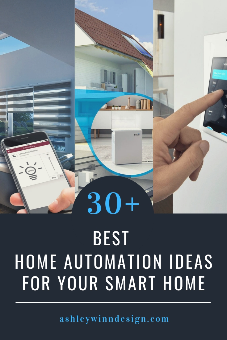home smart home automation app