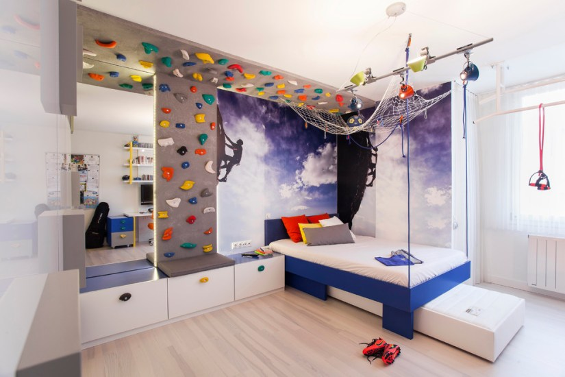 cheap bunk beds for kids with mattress