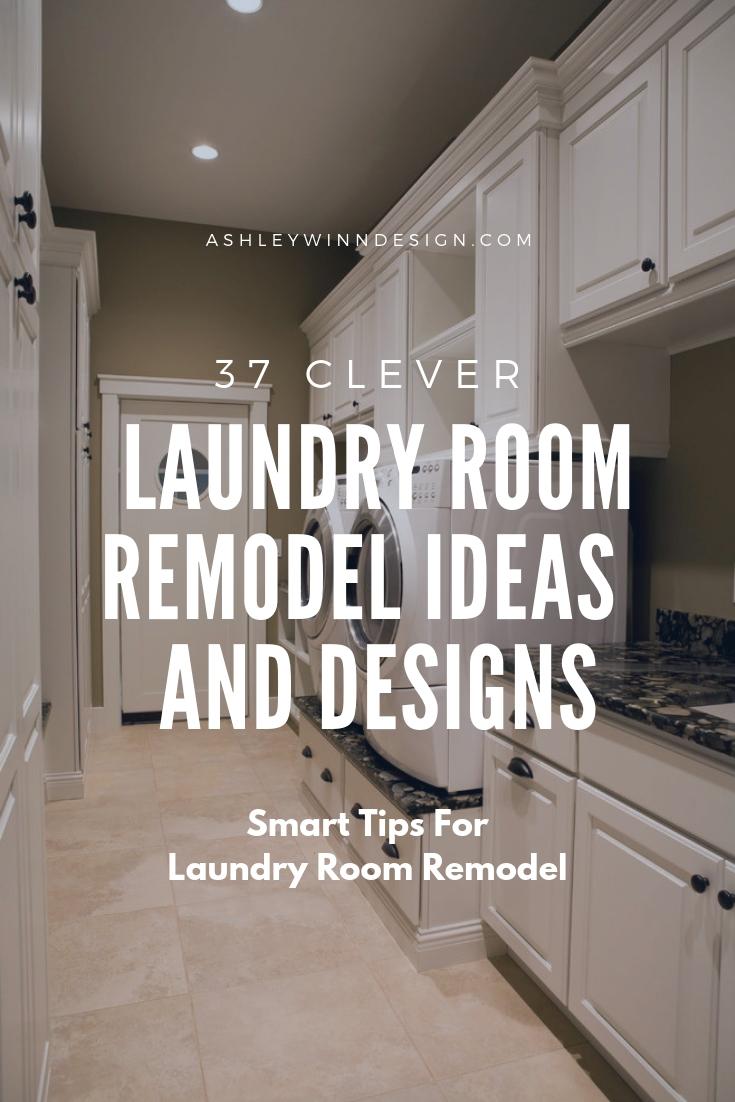laundry room remodel pics