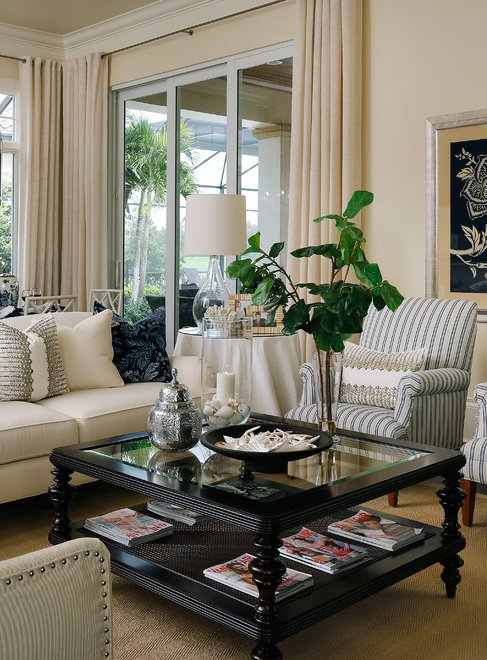 coffee table decor images