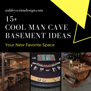 best man cave basement